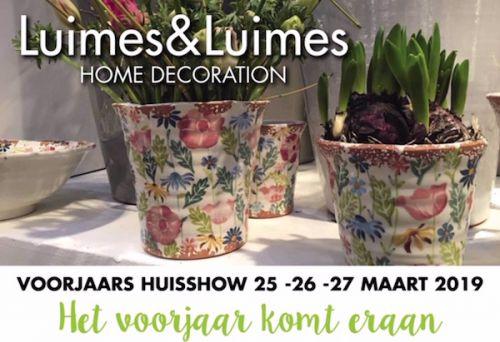 Voorjaars Huisshow 25, 26 en 27 maart